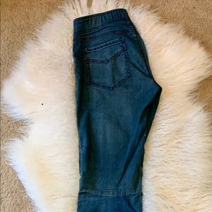 Free People Jeans - Free People Pull On Kick Flare Stretch Jeans